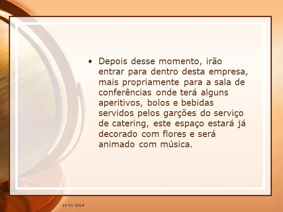 Convite A nossa empresa Viver Brancura, Lda., vem por este meio convidá-lo para a inauguração da nossa nova empresa que se realizará no dia 30 de Novembro pelas 15 horas na Rua da São do João, Matosinhos.