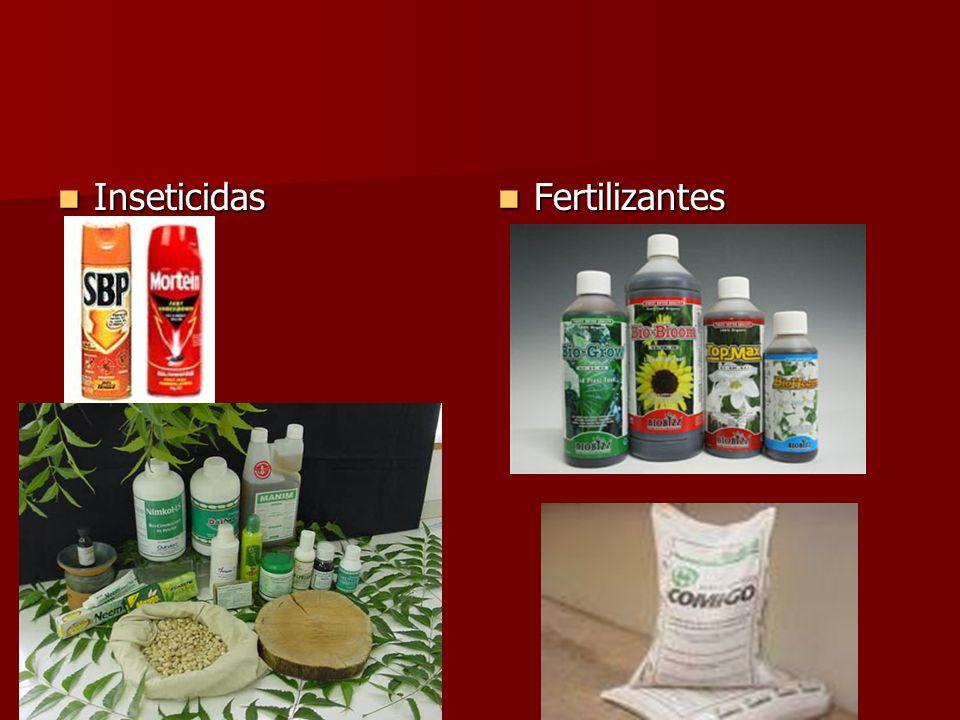 Detergentes Detergentes Medicamentos Medicamentos