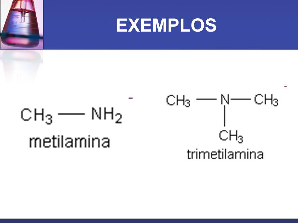 NOMENCLATURA Os nomes destes compostos podem ser obtidos informando-se os nomes dos Hidrocarbonetos presentes, seguidos da palavra amida.