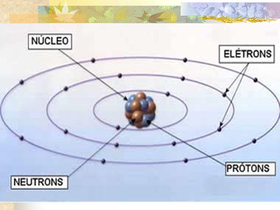 Elétrons saltando nas órbitas