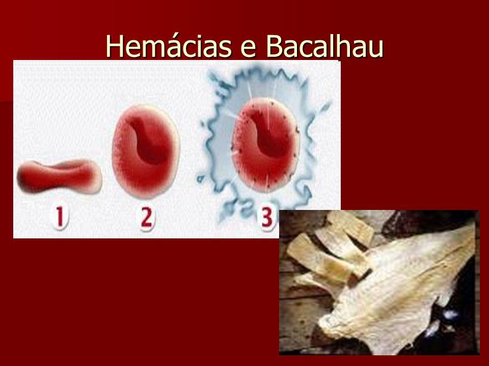 Hemácias e Bacalhau