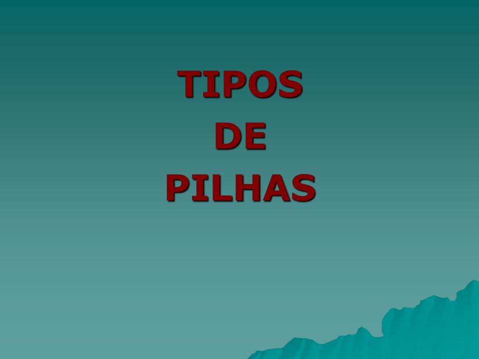 TIPOSDEPILHAS