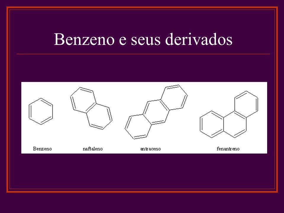Benzeno e seus derivados