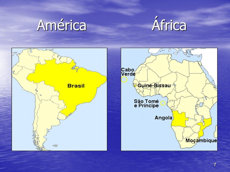 7 América África