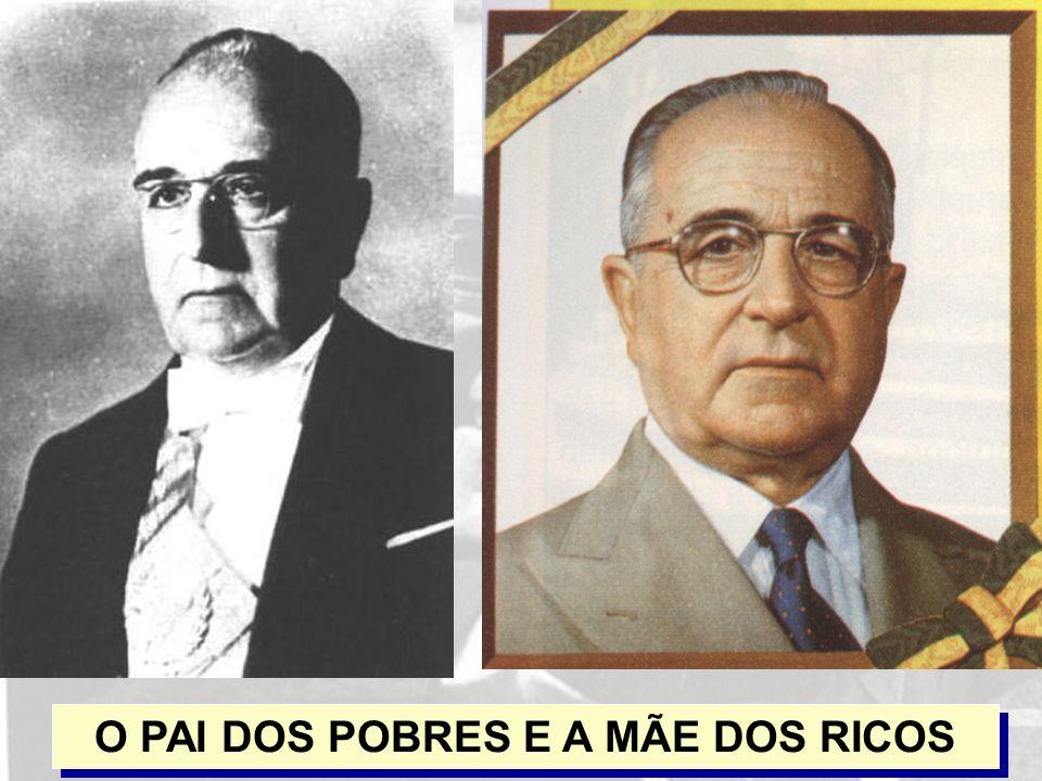 O PAI DOS POBRES E A MÃE DOS RICOS