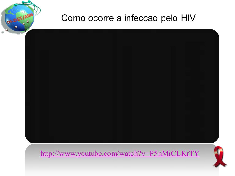 Como ocorre a infeccao pelo HIV http://www.youtube.com/watch?v=P5nMiCLKrTY