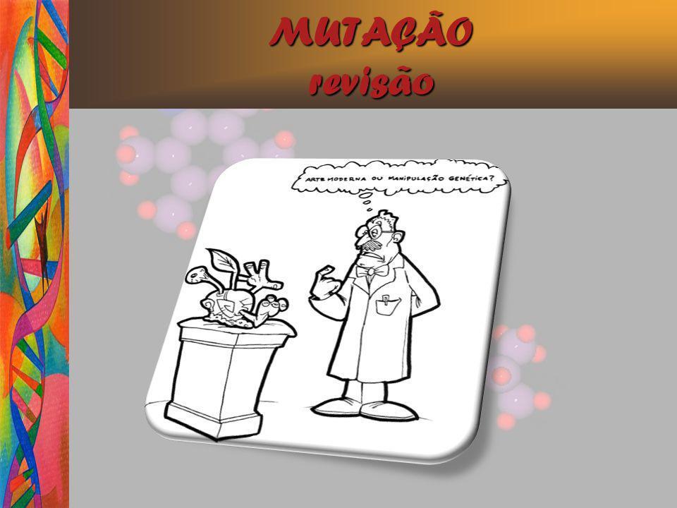 MUTAÇÃO revisão