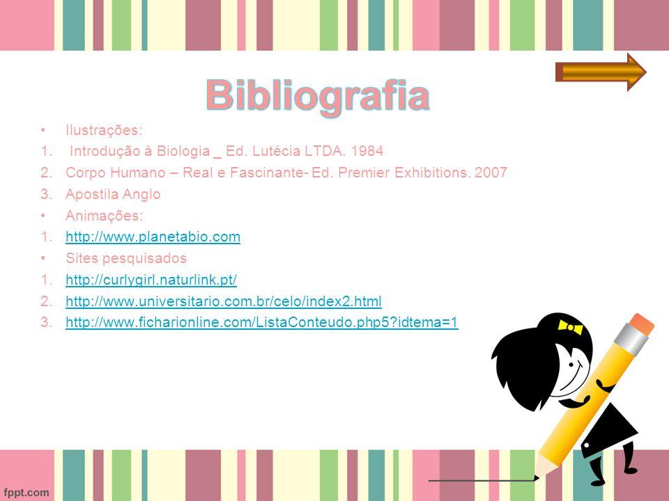 Ilustrações: 1.Introdução à Biologia _ Ed. Lutécia LTDA.