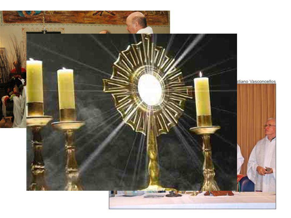 EUCARISTIA TROUXE A MAIOR REVOLUÇÃO DA HISTÓRIA, DIZ PAPA Uma revolução social, pois perante a Eucaristia os fiéis reúnem-se deixando de lado sua cond