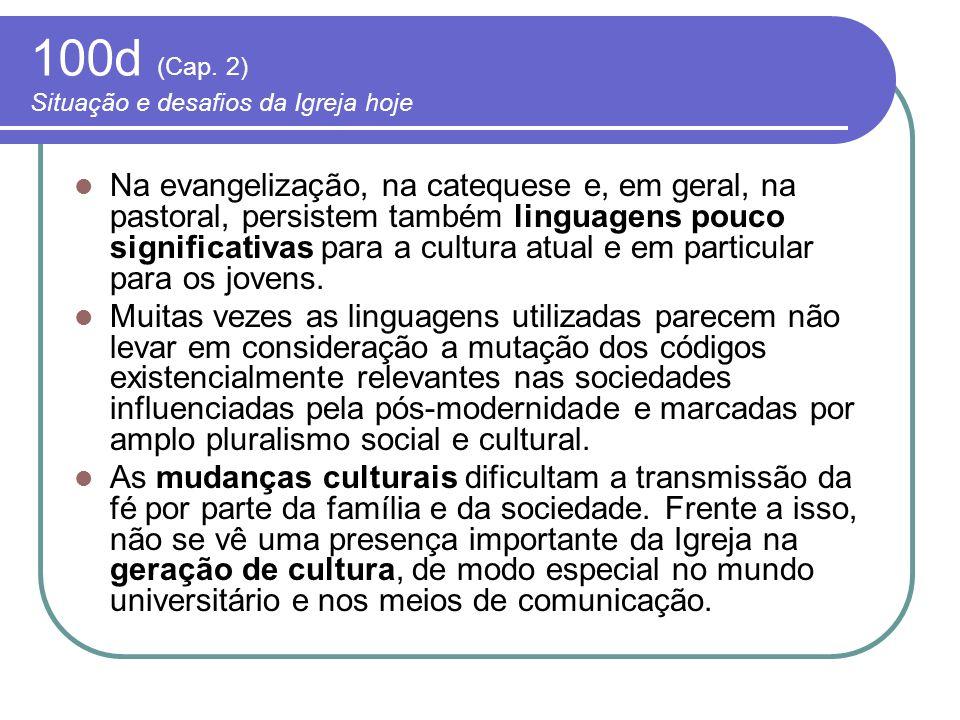 Modelo do Catequista Encontro Com Cristo (n.290) Experiência Com a Palavra (n.