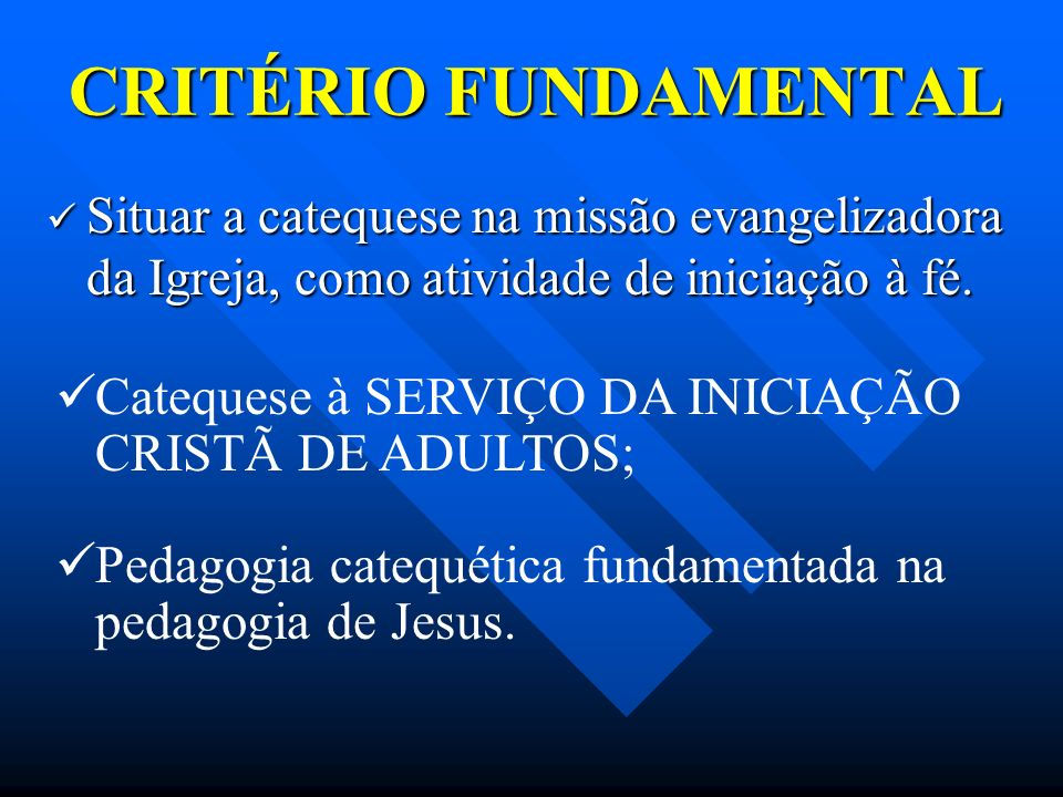 d) Articular a ação catequética com as outras dimensões de nossa pastoral (litúrgica, comunitário-participativa, missionária, dialogal-ecumênica e sóc