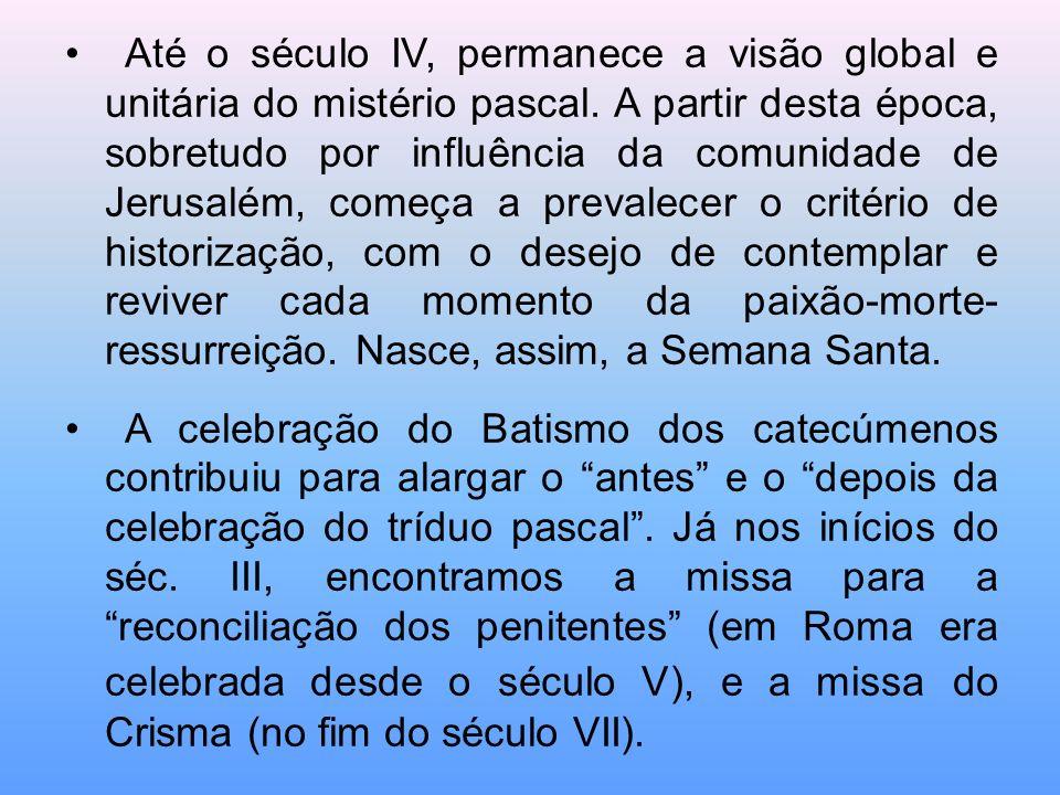 A celebração da páscoa do povo na América Latina e no Brasil Fazemos memória da páscoa de Cristo e da páscoa do povo ao mesmo tempo.