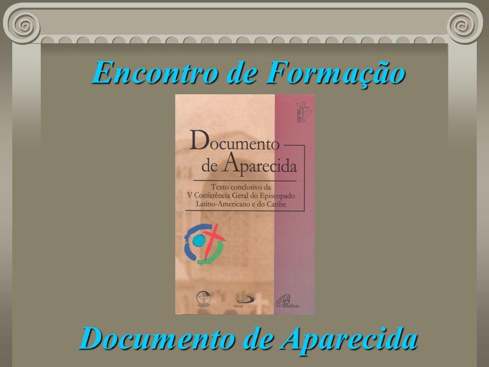 Encontro de Formação Documento de Aparecida
