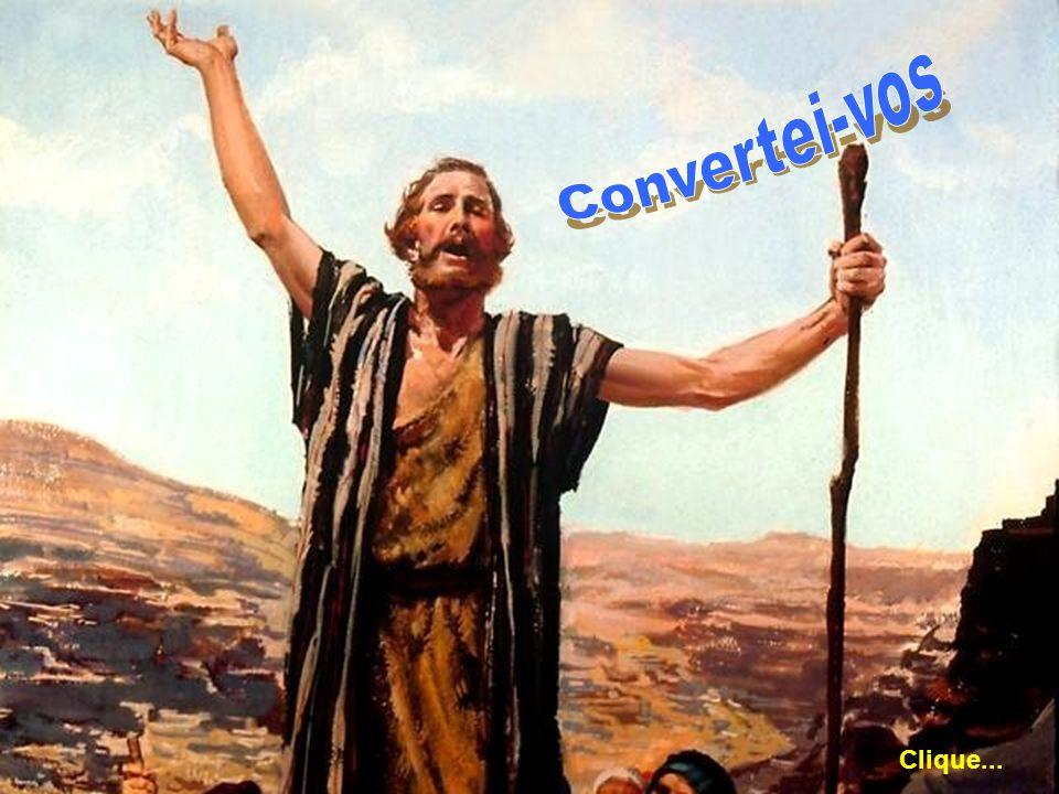 ISAÍAS apresenta um Enviado de Javé, com a missão de construir um Reino de Justiça e Paz.