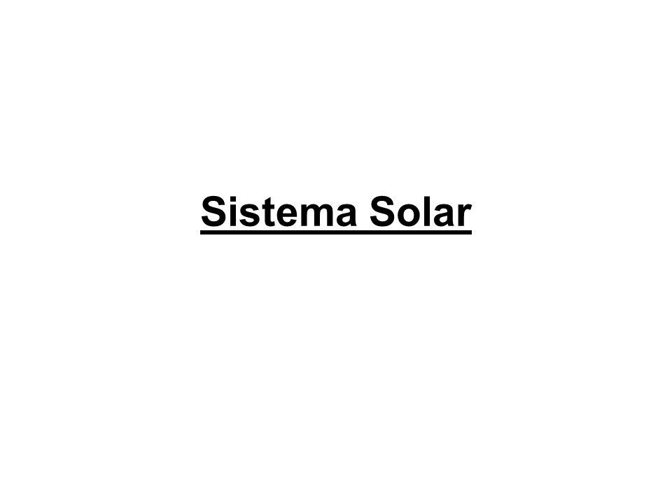 ORIGEM DO SISTEMA SOLAR O sol e o sistema solar tiveram origem há 4,5 bilhões de anos a partir de uma nuvem de gás e poeira que girava ao redor de si mesma.