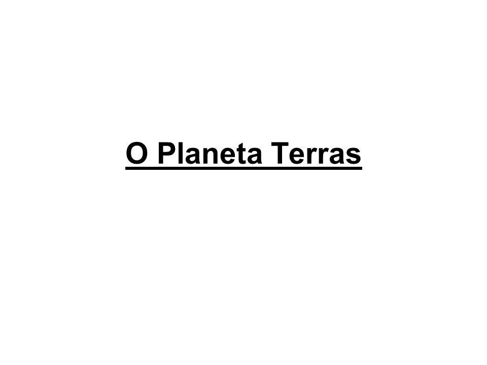 TERRA é o local que nos foi cedido para habitarmos A terra é de formato aproximadamente esférico, ou seja, ligeiramente achatada nos pólos o formato é demoninado geóide.