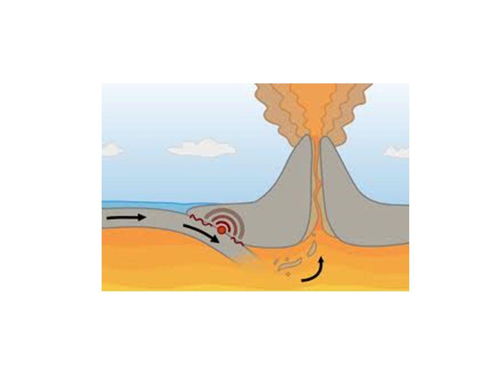 Terremotos/maremotos Terremotos ou abalos sísmicos são movimentos da crosta que fazem a terra tremer.