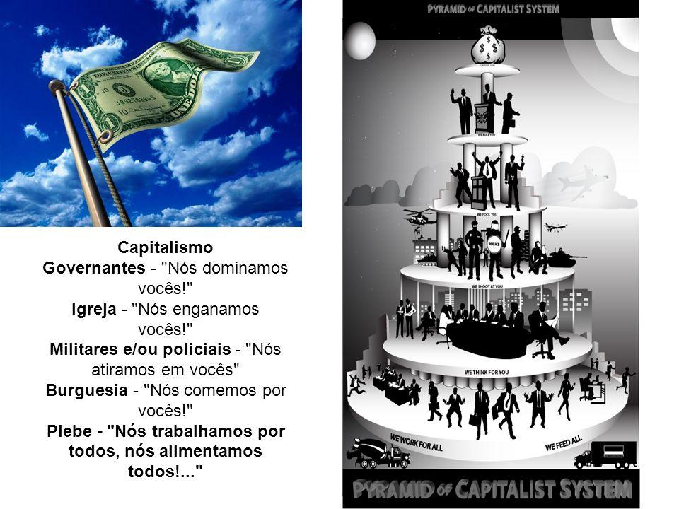 Capitalismo Governantes -
