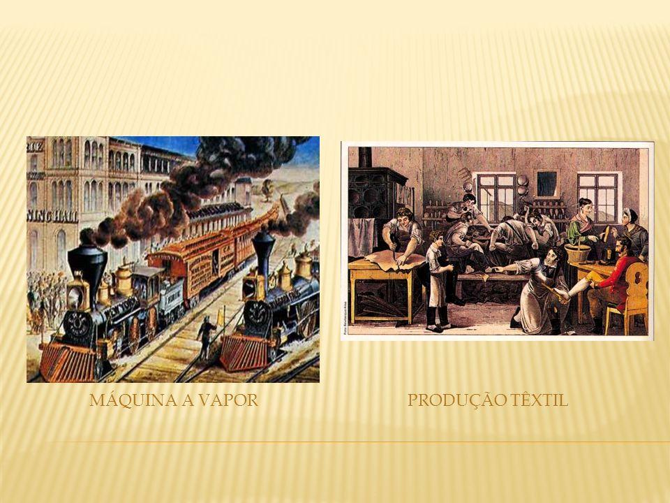 Essa Revolução Industrial foi um processo iniciado na Inglaterra, aproximadamente na metade do século 18, que teve como um dos principais aconteciment