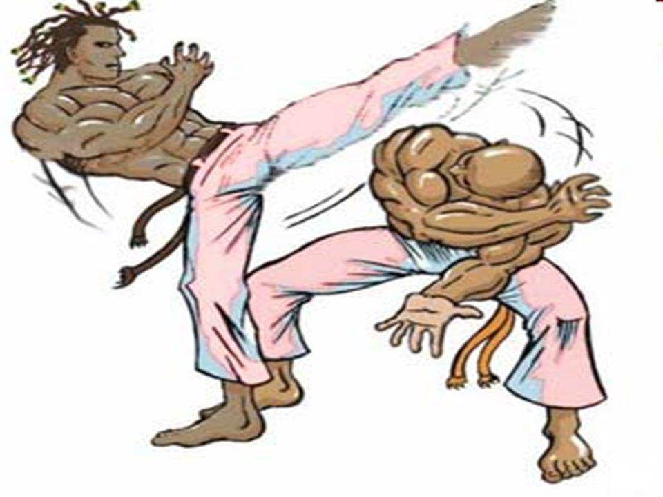 A capoeira é conhecida pela maioria das pessoas como uma arte marcial.