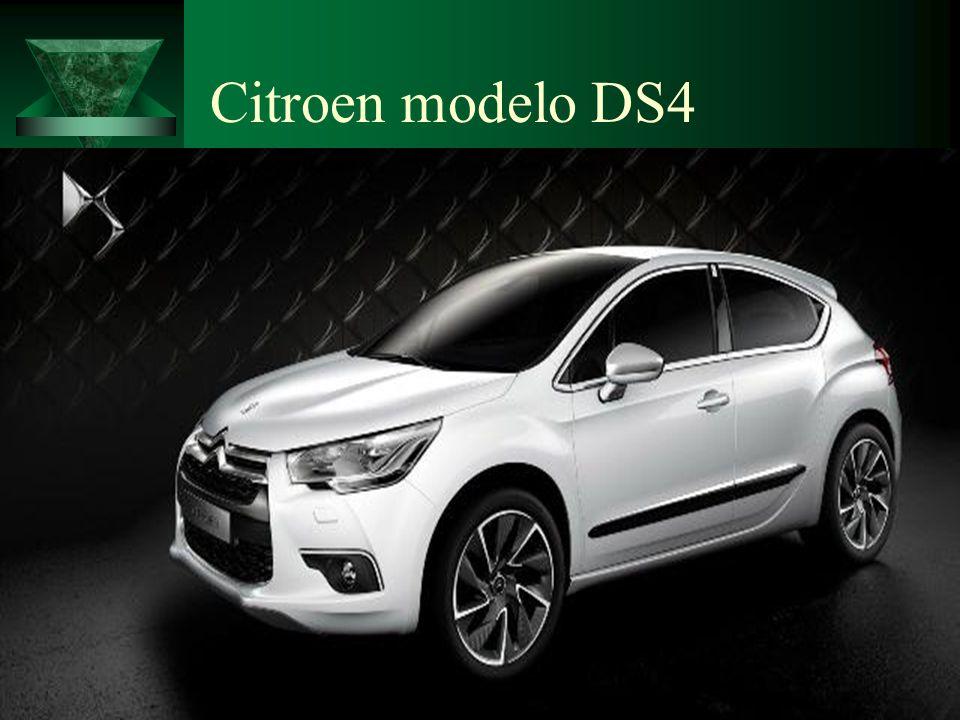 Citroen modelo DS4