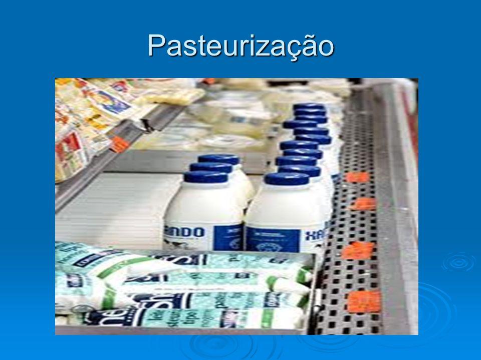 Radiação Em alguns alimentos industrializados,outros métodos são empregados,já que o calor pode alterar o sabor ou o valor nutritivo deles.uma maneira é usar a radiação (raios gama),outra é adicionar substâncias químicas,os aditivos químicos, que matam os micróbios ou impedem que eles se reproduzam.