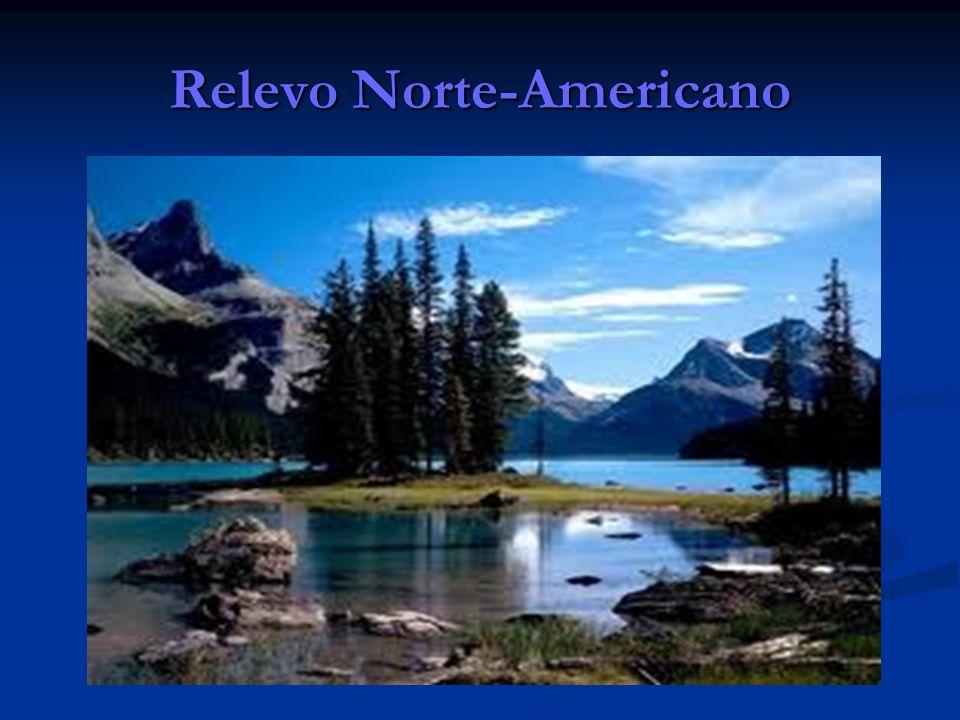 Relevo Norte-Americano