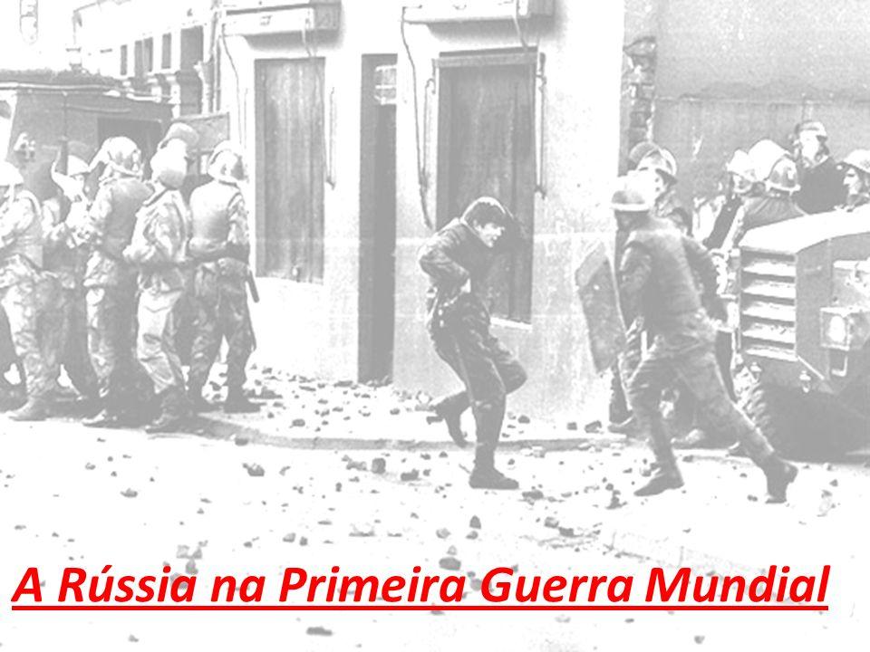 A Rússia na Primeira Guerra Mundial