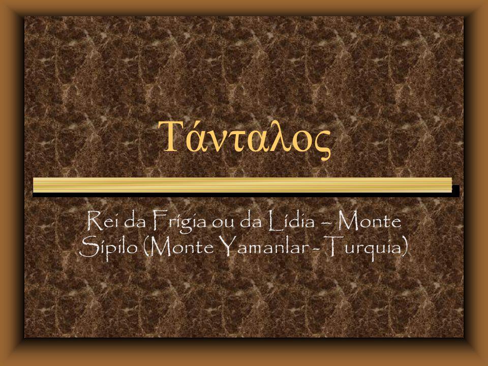Suplício de Tântalo ( μαρτύριο του Ταντάλου ) = Expressão Tão perto e, ainda assim, tão longe.
