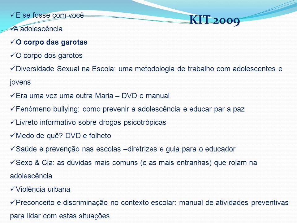 Guias de atividades: Saúde e Prevenção nas Escolas – Guia para Educadores e Diretrizes para Implementação do Projeto.