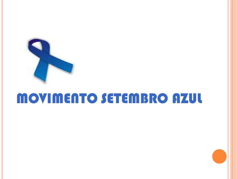 MOVIMENTO SETEMBRO AZUL