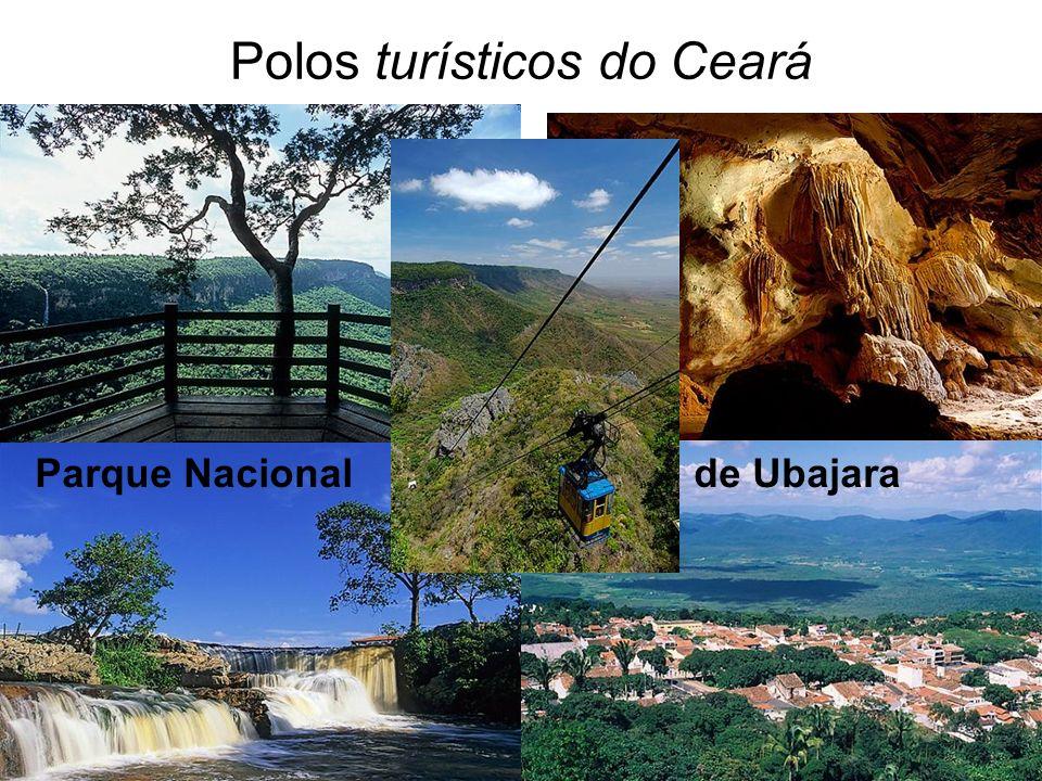 Polos turísticos do Ceará Parque Nacional de Ubajara