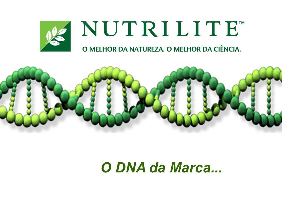 O DNA da Marca...