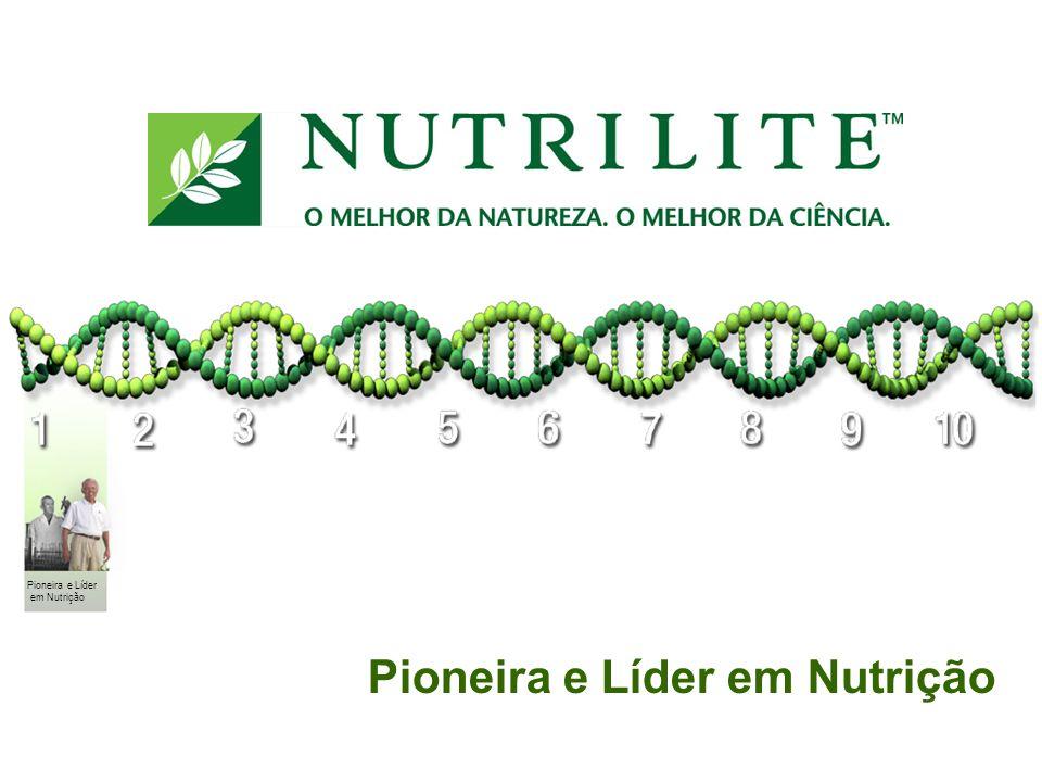 O Criador e o Primeiro nos EUA Pioneira e Líder em Nutrição O Criador e o Primeiro nos EUA