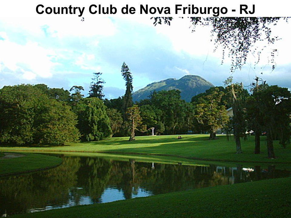 Country Club de Nova Friburgo - RJ