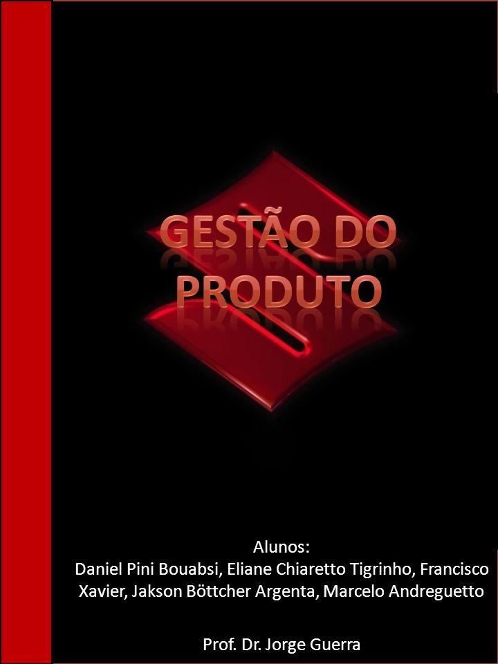 Alunos: Daniel Pini Bouabsi, Eliane Chiaretto Tigrinho, Francisco Xavier, Jakson Böttcher Argenta, Marcelo Andreguetto Prof. Dr. Jorge Guerra