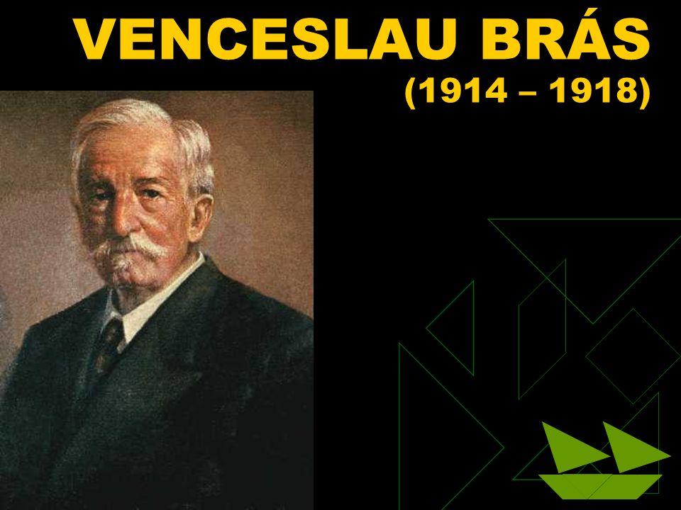 1/15/2014 82 VENCESLAU BRÁS (1914 – 1918)