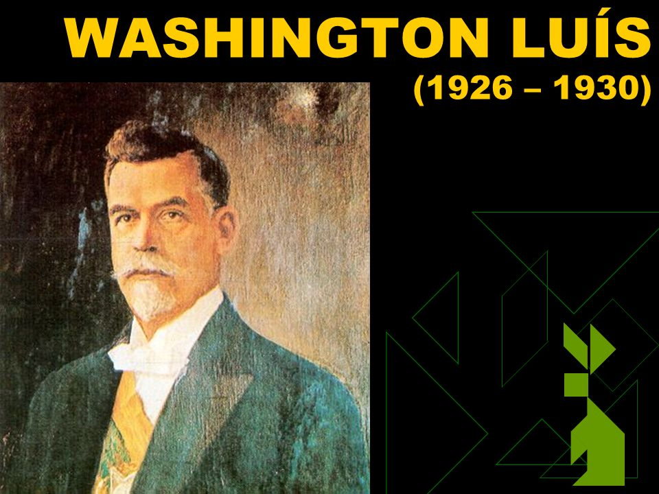 1/15/2014 95 WASHINGTON LUÍS (1926 – 1930)