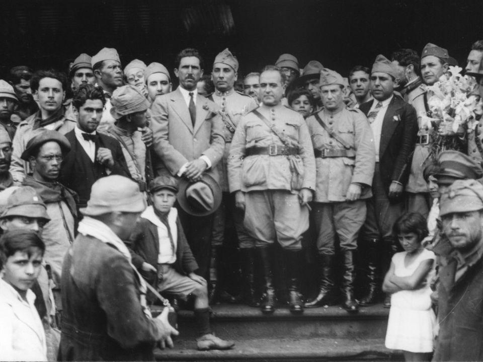 Assassinato de João Pessoa: revoltas se intensificam e as elites assumem o comando do processo revolucionário.
