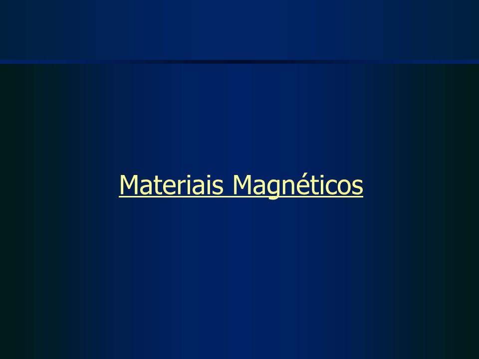 Átomos possuem elétrons que se movem e esse elétrons formam espiras de correntes microscópicas que se movem e produzem individualmente Campos Magnéticos.