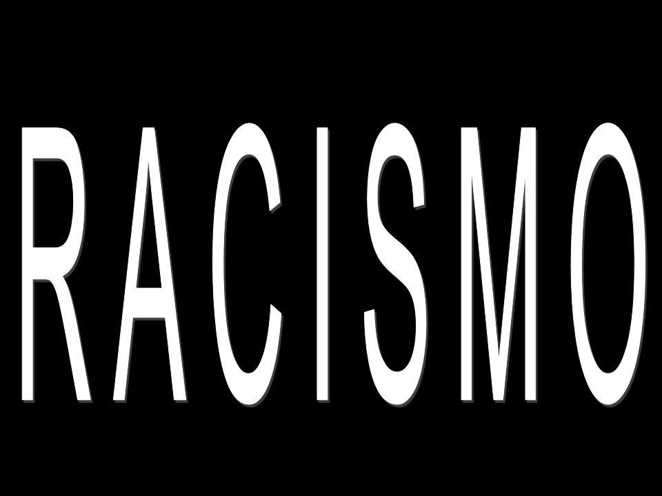Assim como o Racismo, existe um outro problema do Mundo Contemporâneo, bem real nos nossos dias.