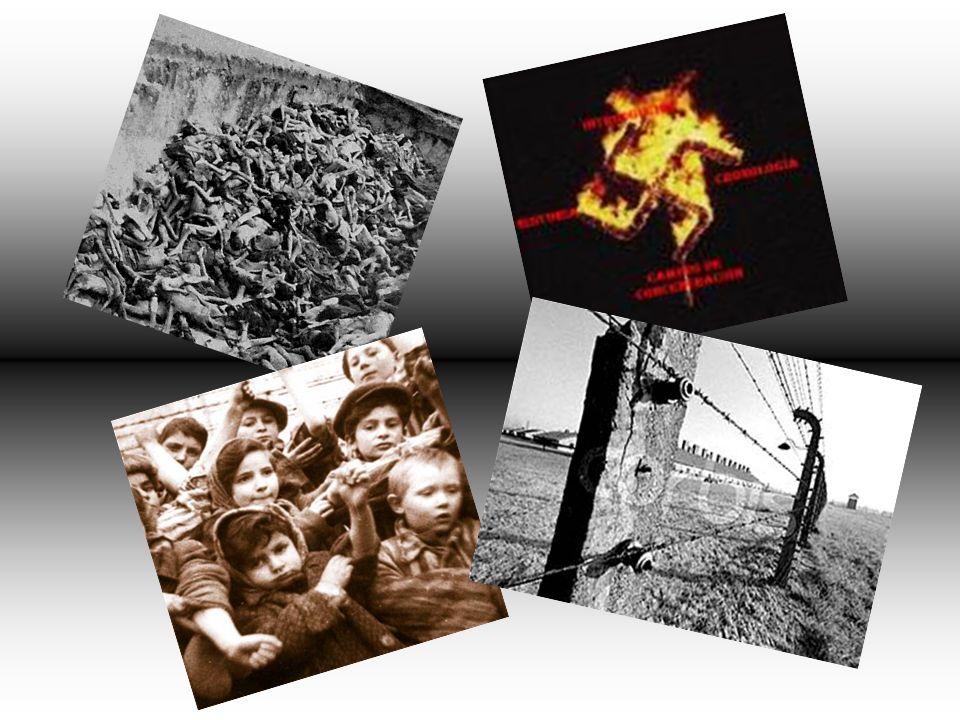 GENOCÍDIO-UMA REALIDADE A perseguição de Judeus começou antes do início da Segunda Guerra Mundial.
