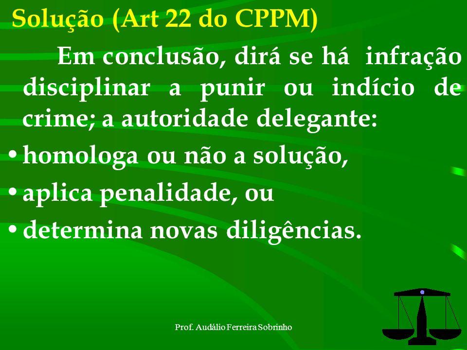 Prof. Audálio Ferreira Sobrinho21 12. Prisão Provisória Arts 220 a 234. 13. Entrega e Transferência de Preso Arts. 237 e 238. 14. Prisão em Flagrante