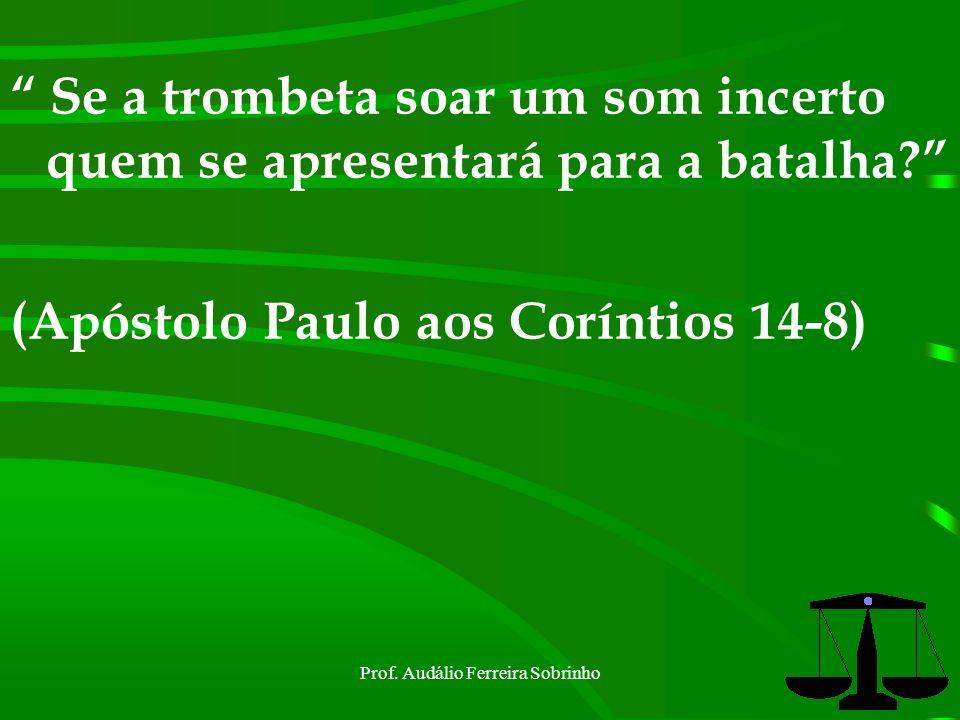 Prof. Audálio Ferreira Sobrinho24 Proibição do arquivamento A autoridade militar não poderá mandar arquivar autos de inquéritos, embora conclusivo da