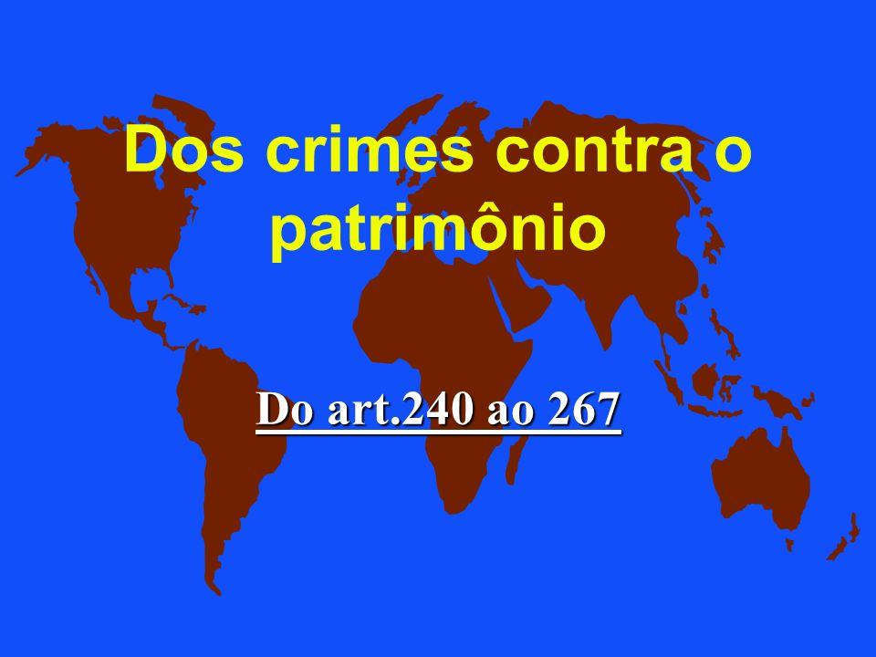 Dos crimes sexuais u art. 232 - Estupro u art. 233 - Atentado violento ao pudor u art. 235 - Pederastia ou outro ato de libidinagem