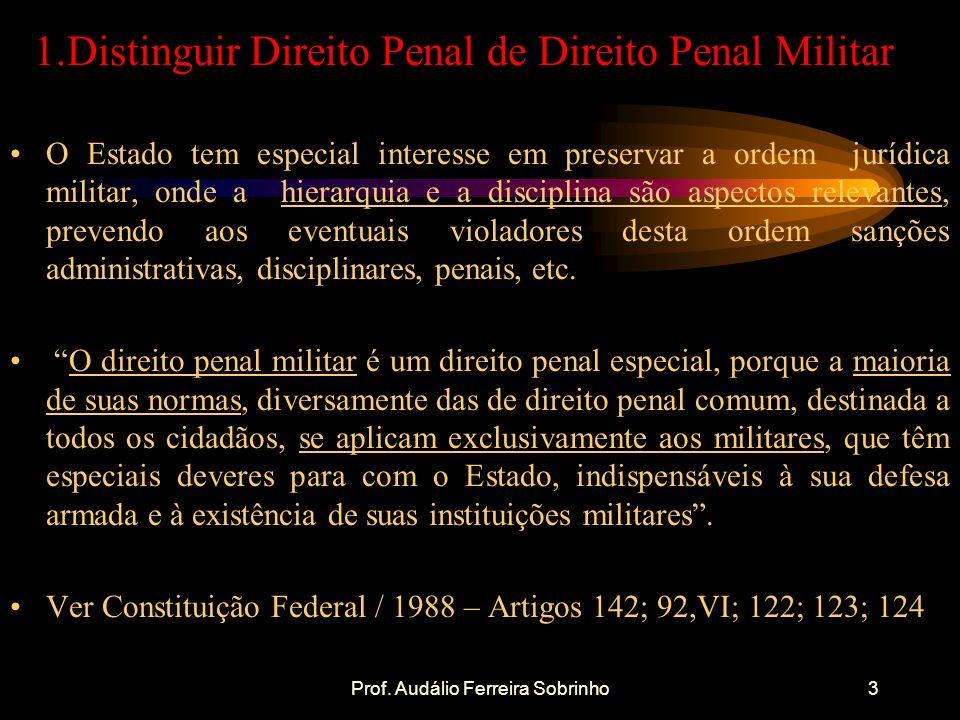 Prof. Audálio Ferreira Sobrinho4