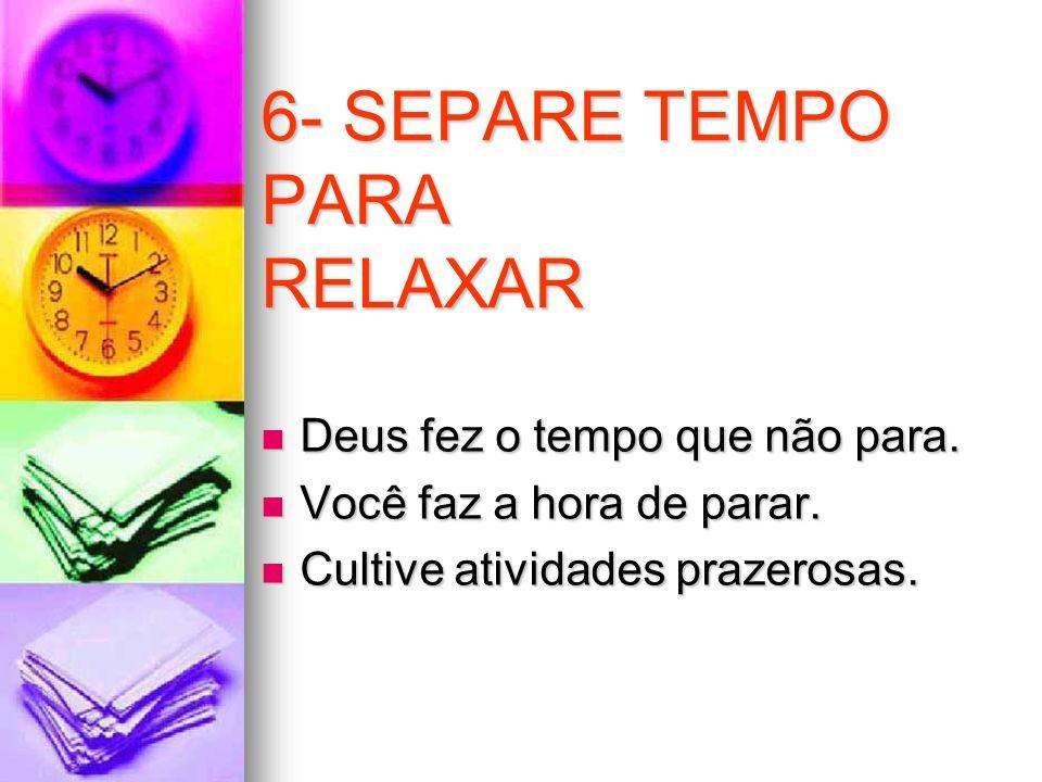 7- RESPIRE COM TÉCNICA FUNDO E LENTAMENTE.FUNDO E LENTAMENTE.