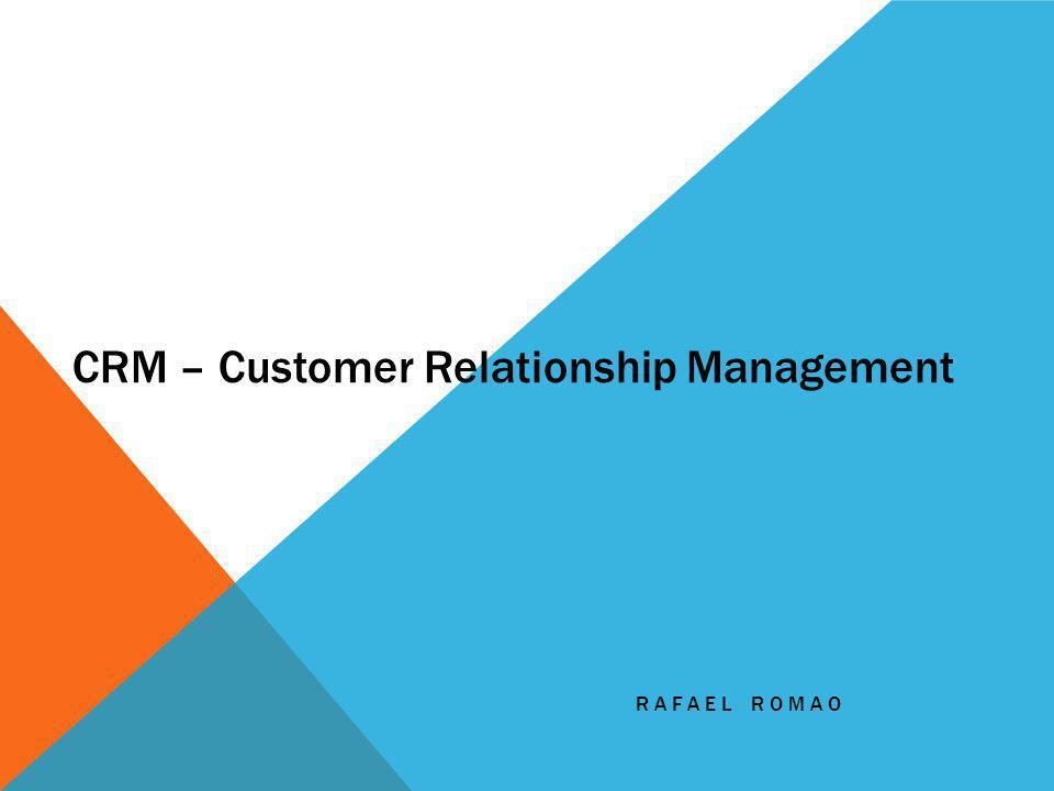 CRM Empresa escolhida :