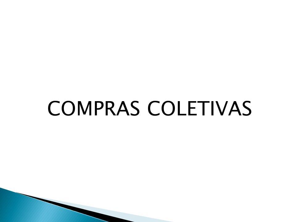 COMPRAS COLETIVAS