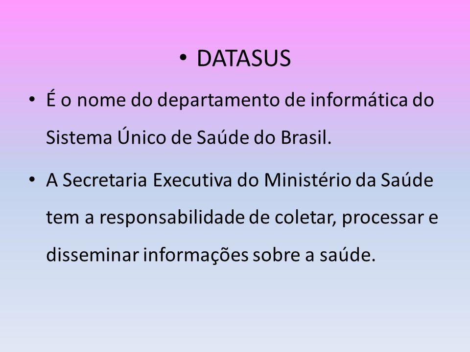 Esse banco de Dados administra informações de saúde.